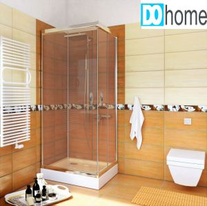 Kabina prysznicowa STYLIO 80x80 transparent EASY CLEAN